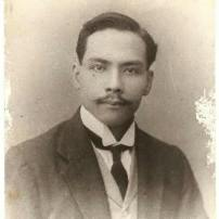 """Thanks to Paulito Ferriols Abude. Just want to share my Lolo vintage image if possible. He is Francisco """"Paco"""" Garcia Ferriols (1886~1982) married to Gloria Monteverde a dabawenya-bagoba resides in Toril. Pixture taken between 1920~1930's."""
