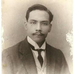 "Thanks to Paulito Ferriols Abude. Just want to share my Lolo vintage image if possible. He is Francisco ""Paco"" Garcia Ferriols (1886~1982) married to Gloria Monteverde a dabawenya-bagoba resides in Toril. Pixture taken between 1920~1930's."